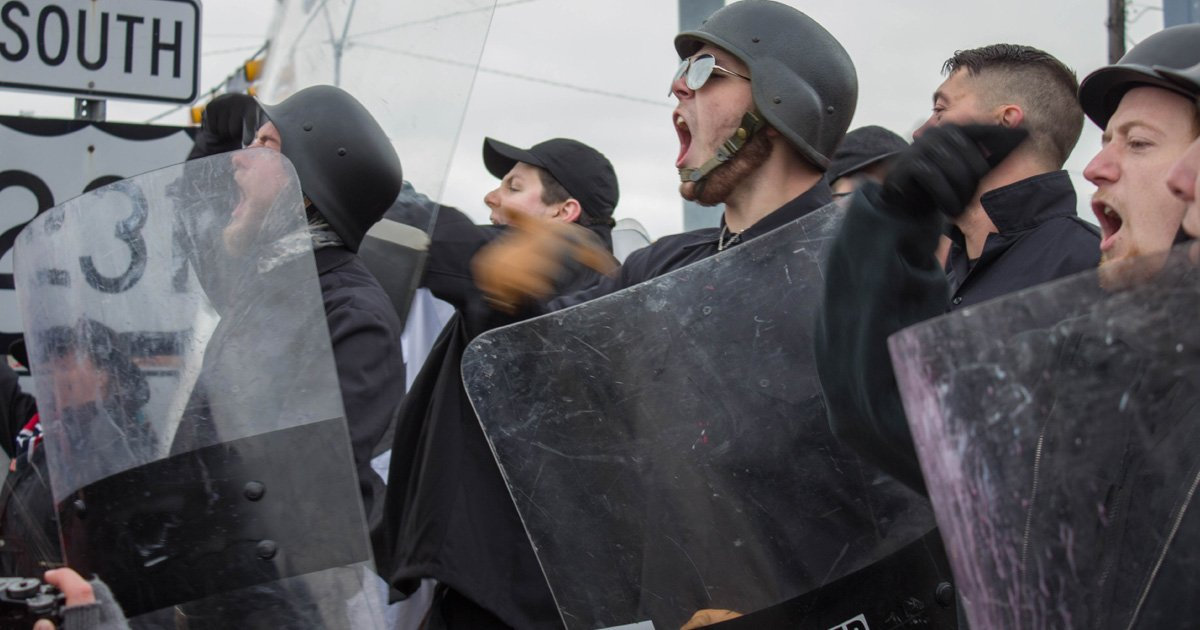 White Supremacists Share Bomb-Making Materials in Online Chats