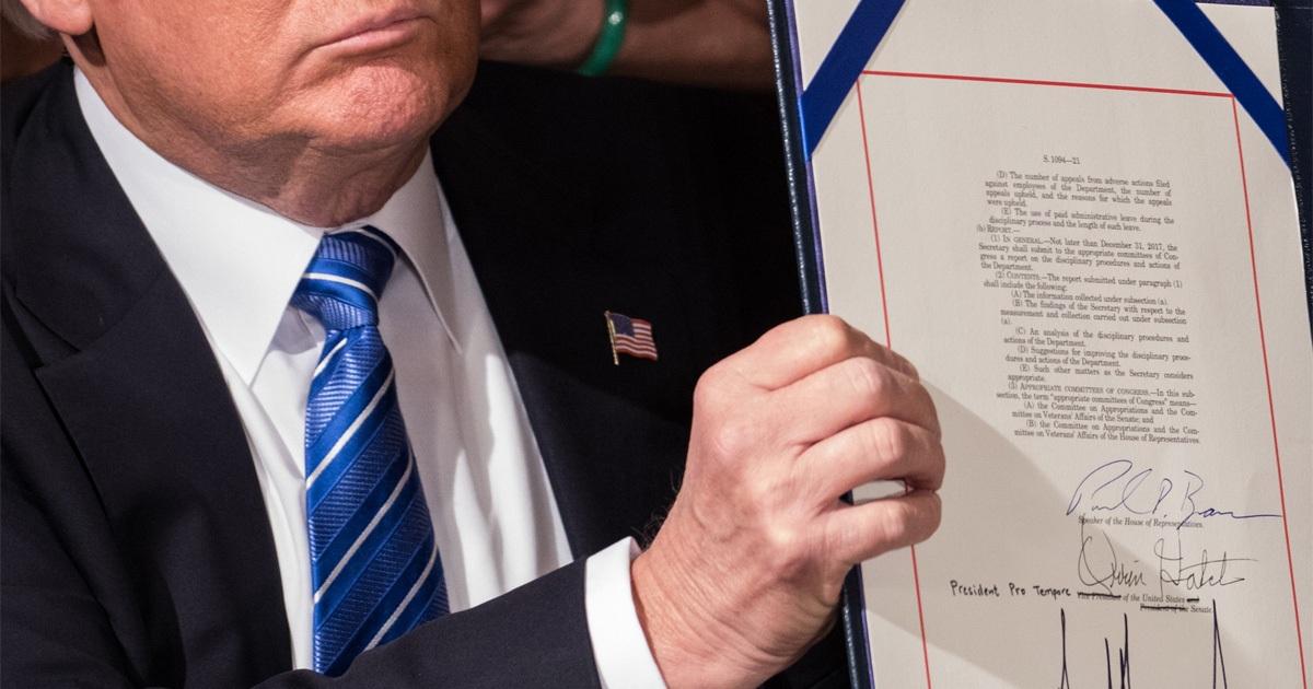 The Trump Administrations Campaign To Weaken Civil Propublica