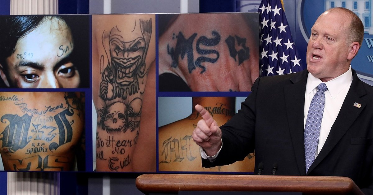 I've Been Reporting on MS-13 for a Year. Here Are the 5 Things Trump Gets Most Wrong. — ProPublica