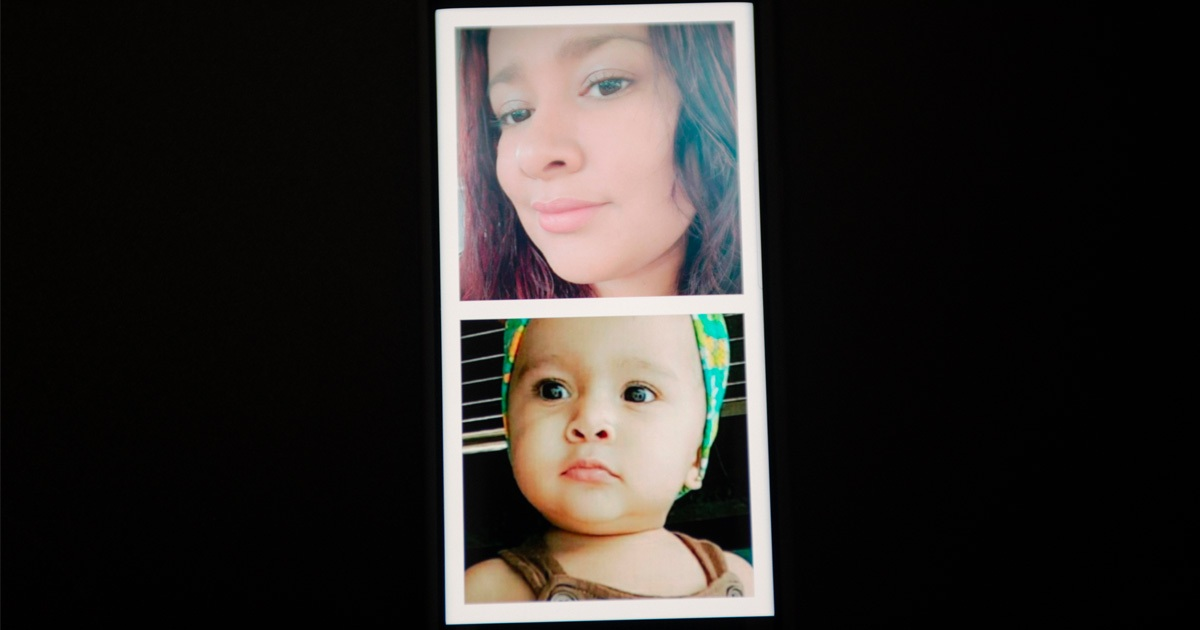 b03c3e28cb5 A Baby Was Separated From Her Uncle at the Border. Three Months ...