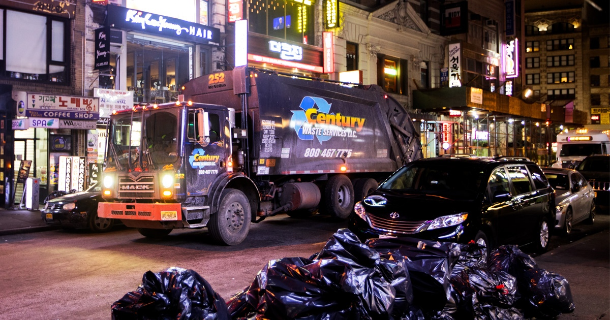 Private Trash Haulers Resist New Safety Measures Propublica