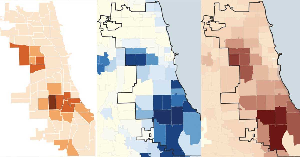 When mapping the many disparities in chicago it can feel propublica gumiabroncs Images