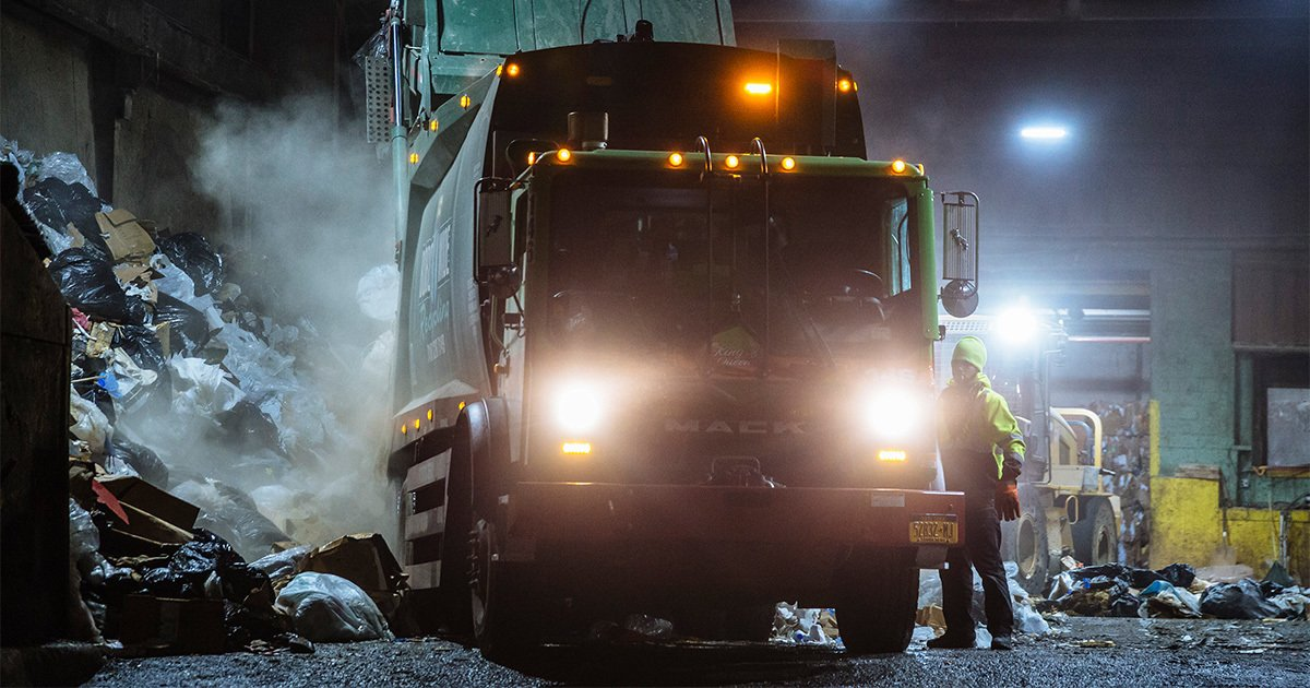 A Trash Industry Union Thrives, and Employees Say They Are Left