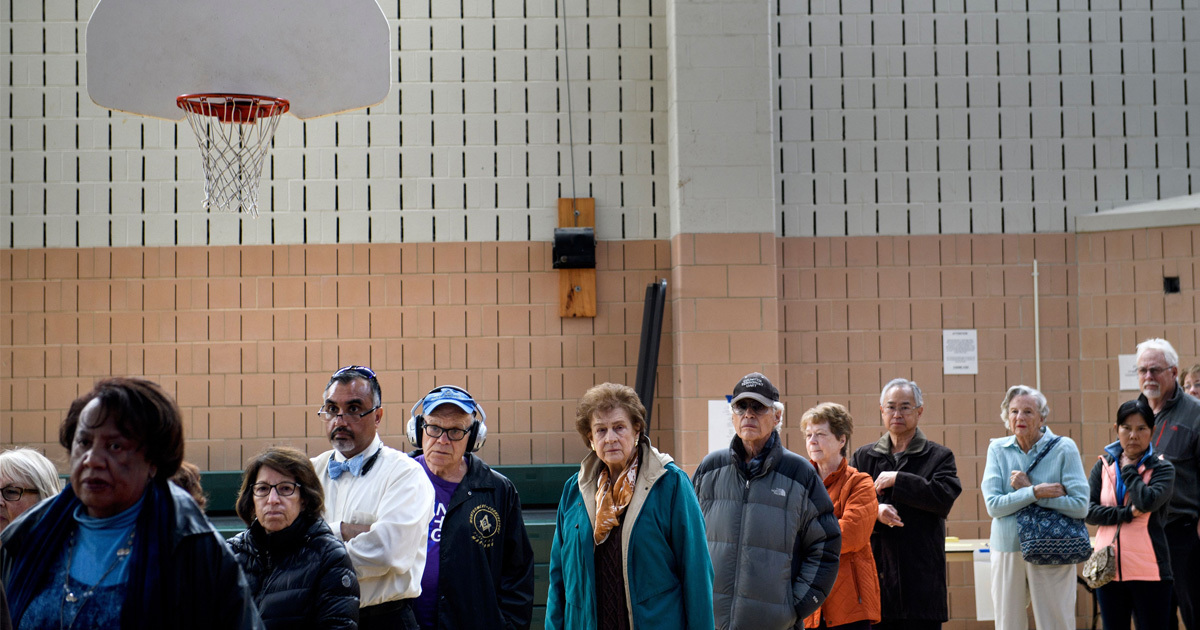 Early Voting Brought a Surge of Voters. What Will Election Day Bring?