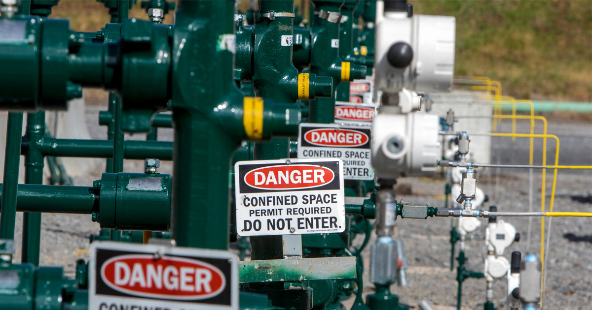 West Virginia's Natural Gas Industry Keeps Pushing to