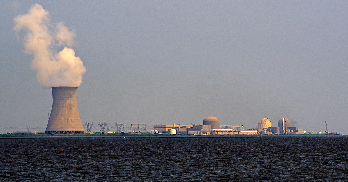 New Jersey's $300 Million Nuclear Power Bailout Is Facing a Court