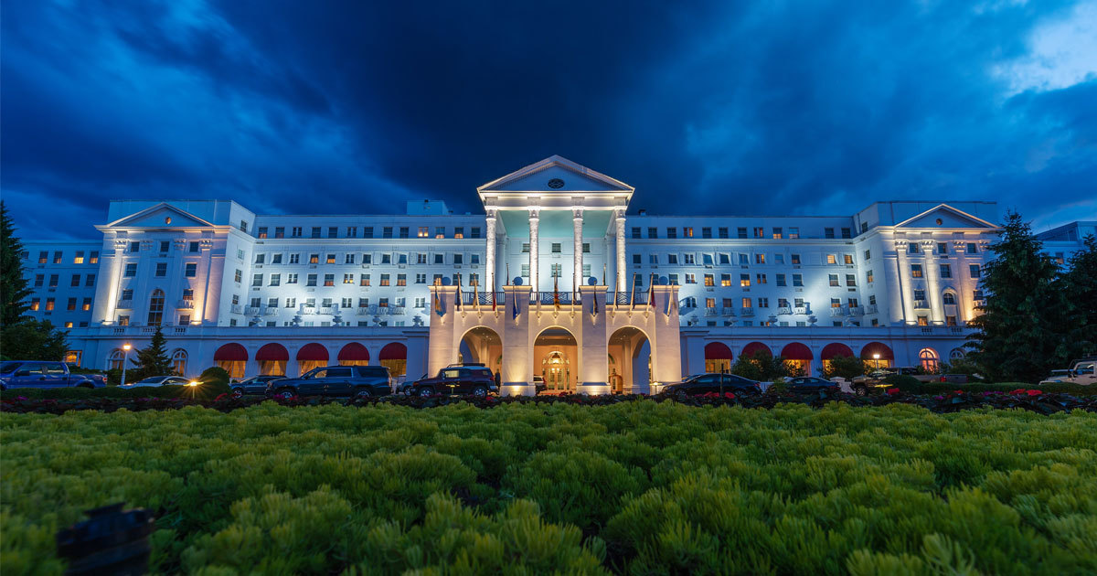 Welcome to the Greenbrier, the Governor-Owned Luxury Resort Filled With Conflicts of Interest — ProPublica