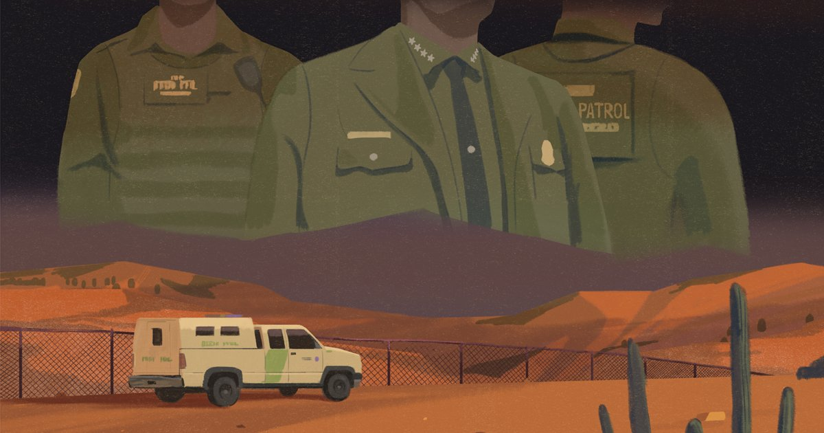A Group of Agents Rose Through the Ranks to Lead the Border Patrol. They're Leaving It in Crisis. — ProPublica