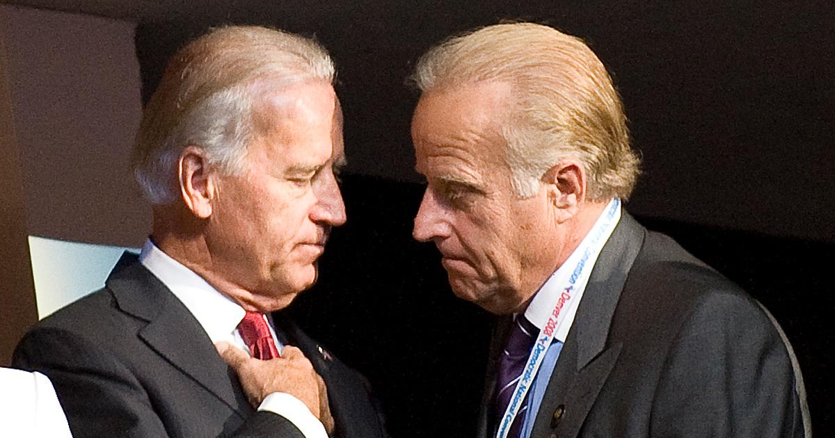 The Profitable Business of Being Joe Biden's Brother — ProPublica