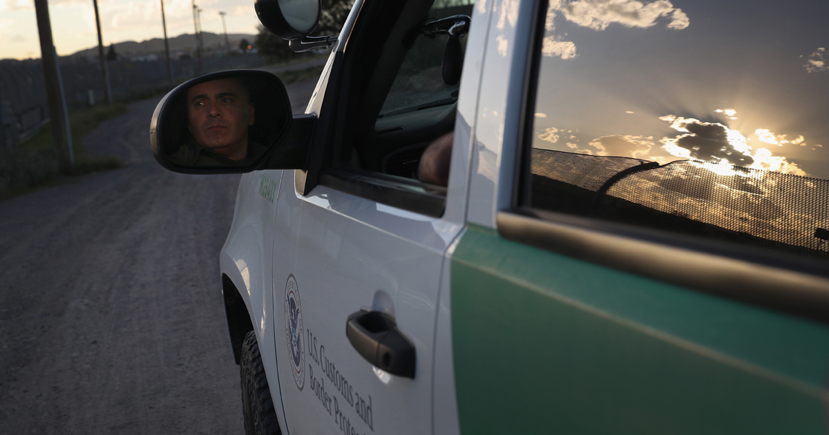 The FBI Is Investigating Massive Embezzlement of Border Patrol Union Funds — ProPublica