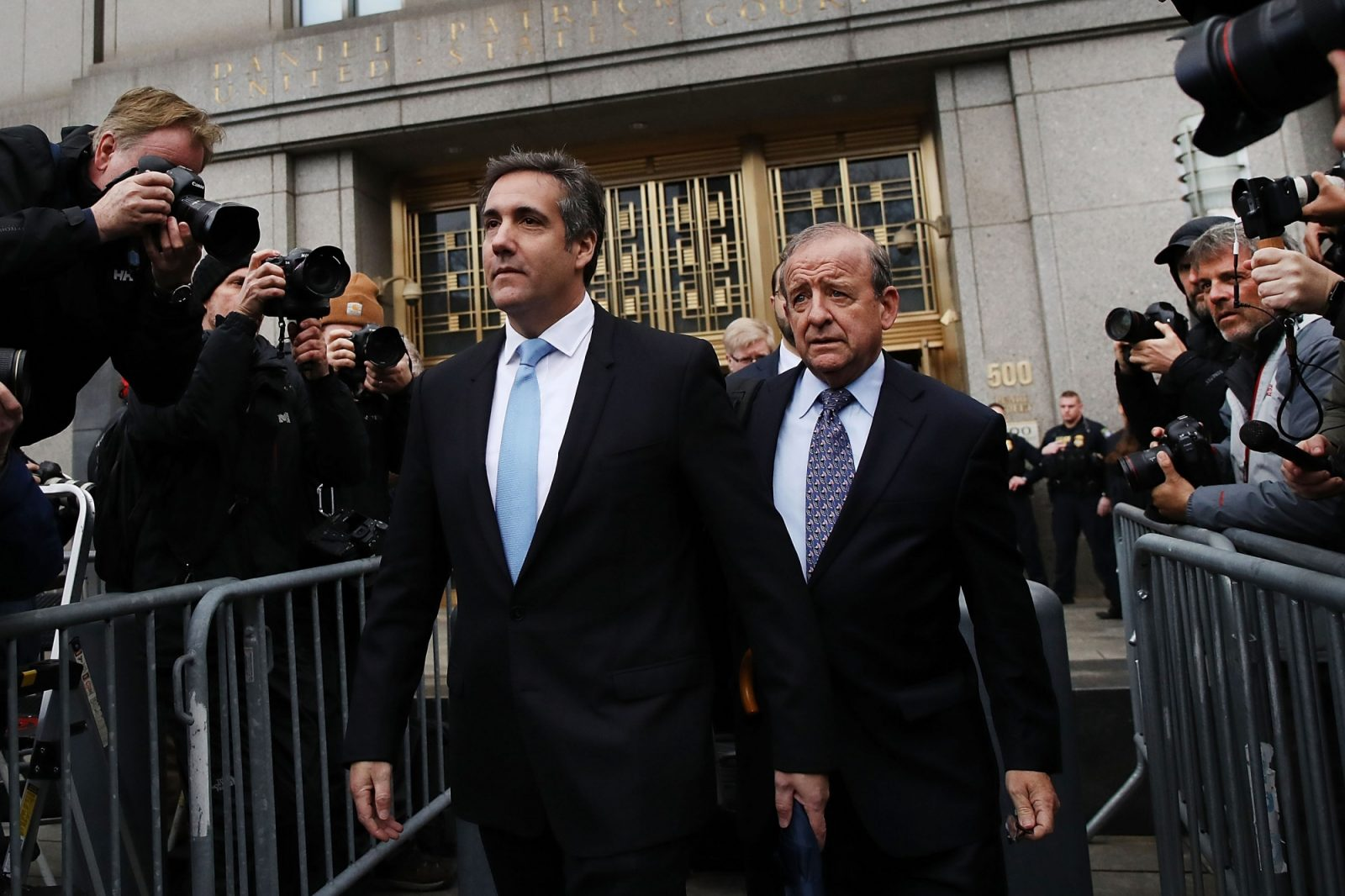 Michael Cohen and Trump, Inc.