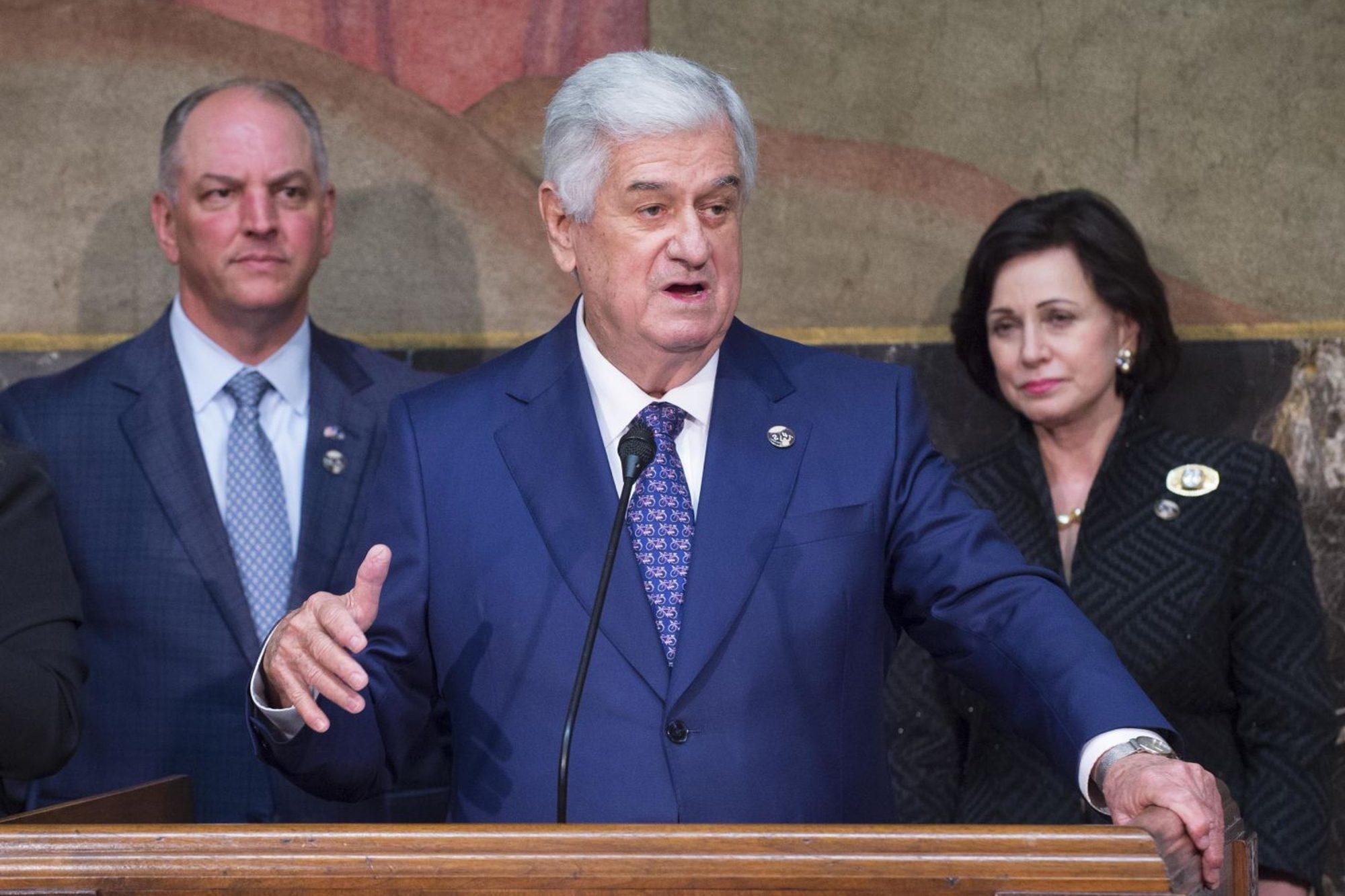 Louisiana Senate President Sank Ride-Sharing Bill. His Close Pal Sells Insurance to Cabs.
