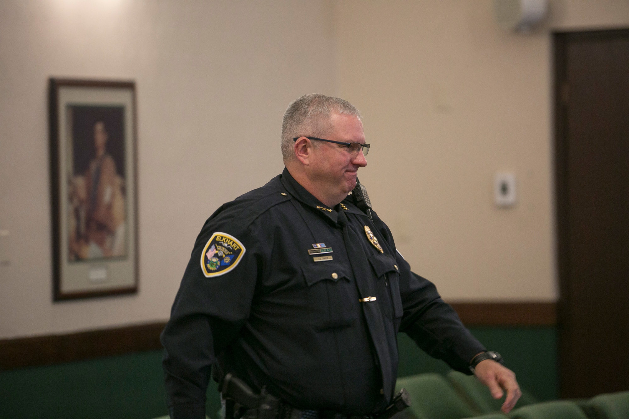elkharts acting police chief - HD 2000×1333