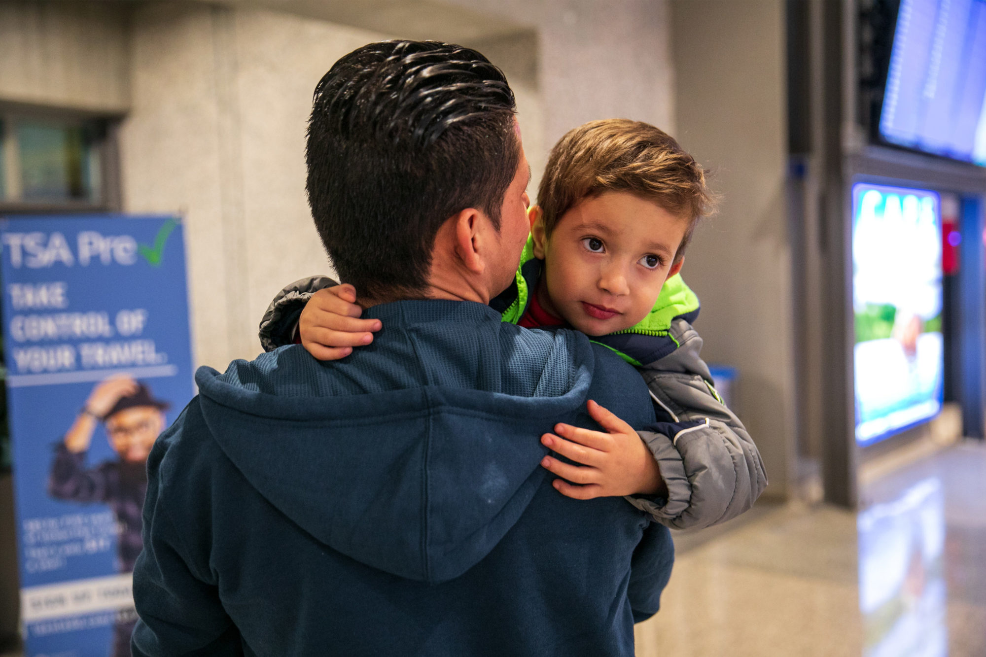 Government Reverses Course, Sending 4-Year-Old Boy Back to His Father