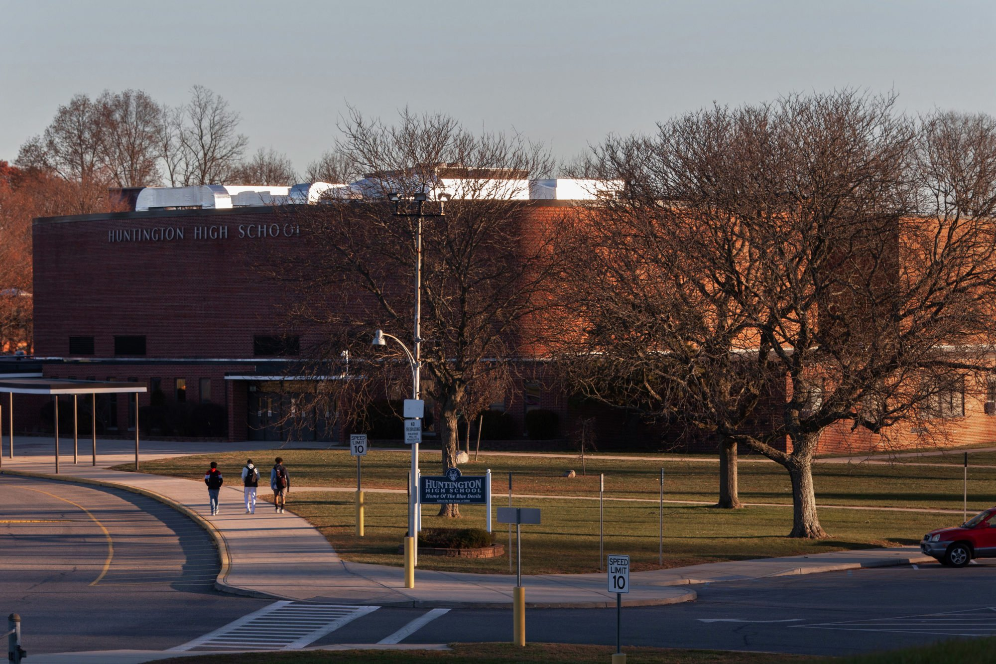 Long Island Schools Move to Curb Police Role in Detaining Immigrant Students