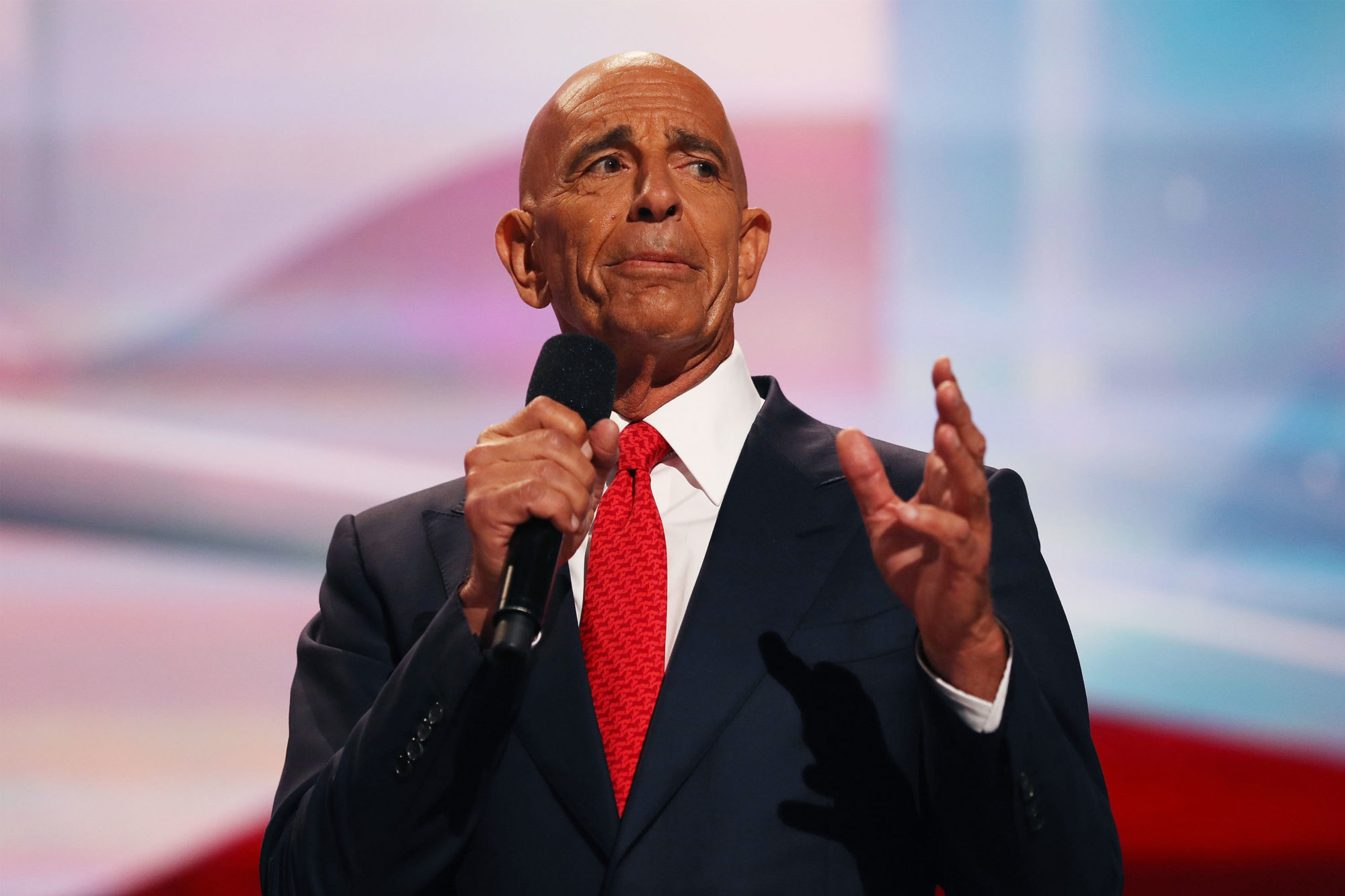 "Trump Inauguration Chief Tom Barrack's ""Rules for Success"" — ""Trump, Inc."" Podcast"