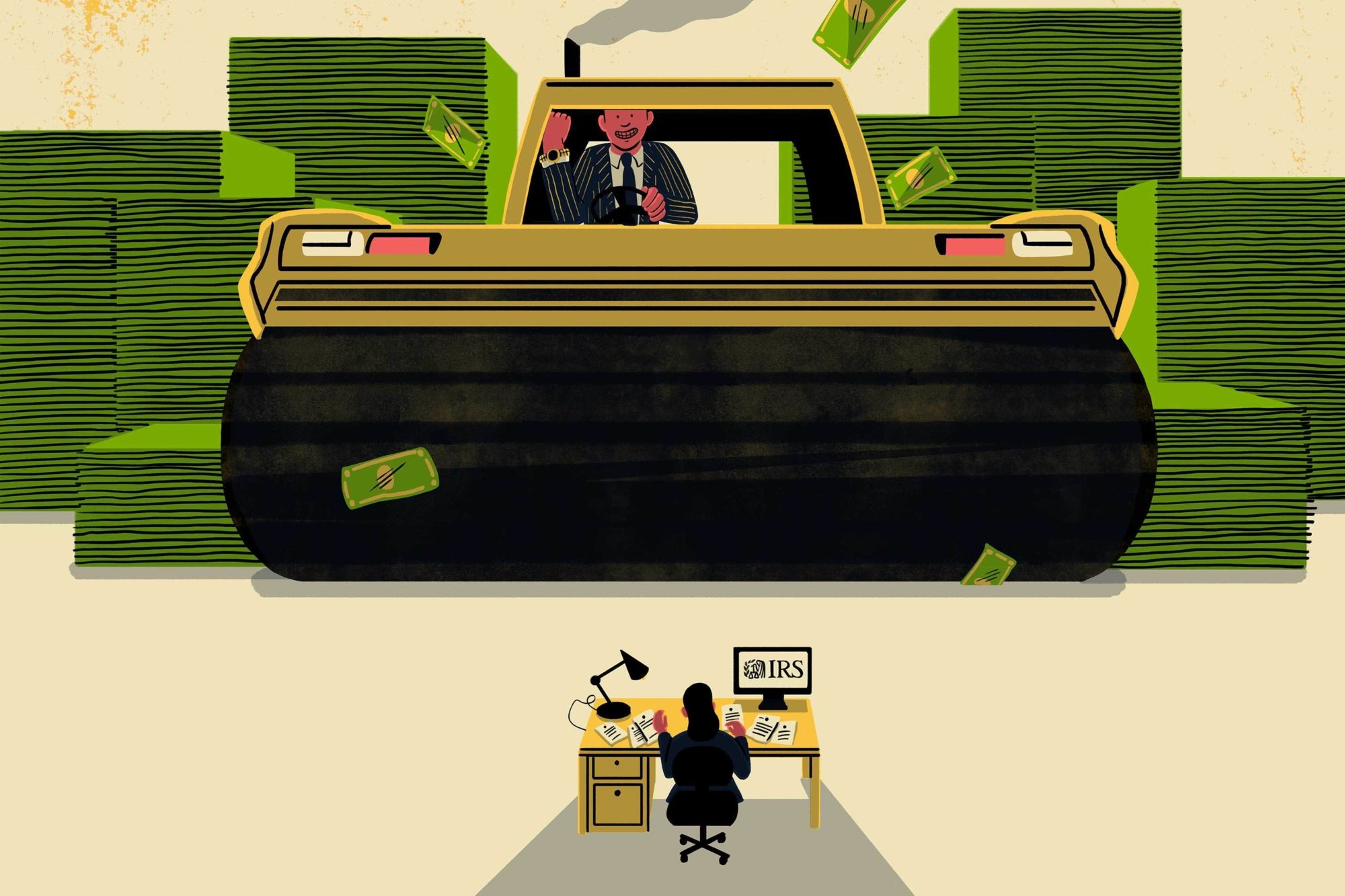 The IRS Tried to Take on the Ultrawealthy. It Didn't Go Well.
