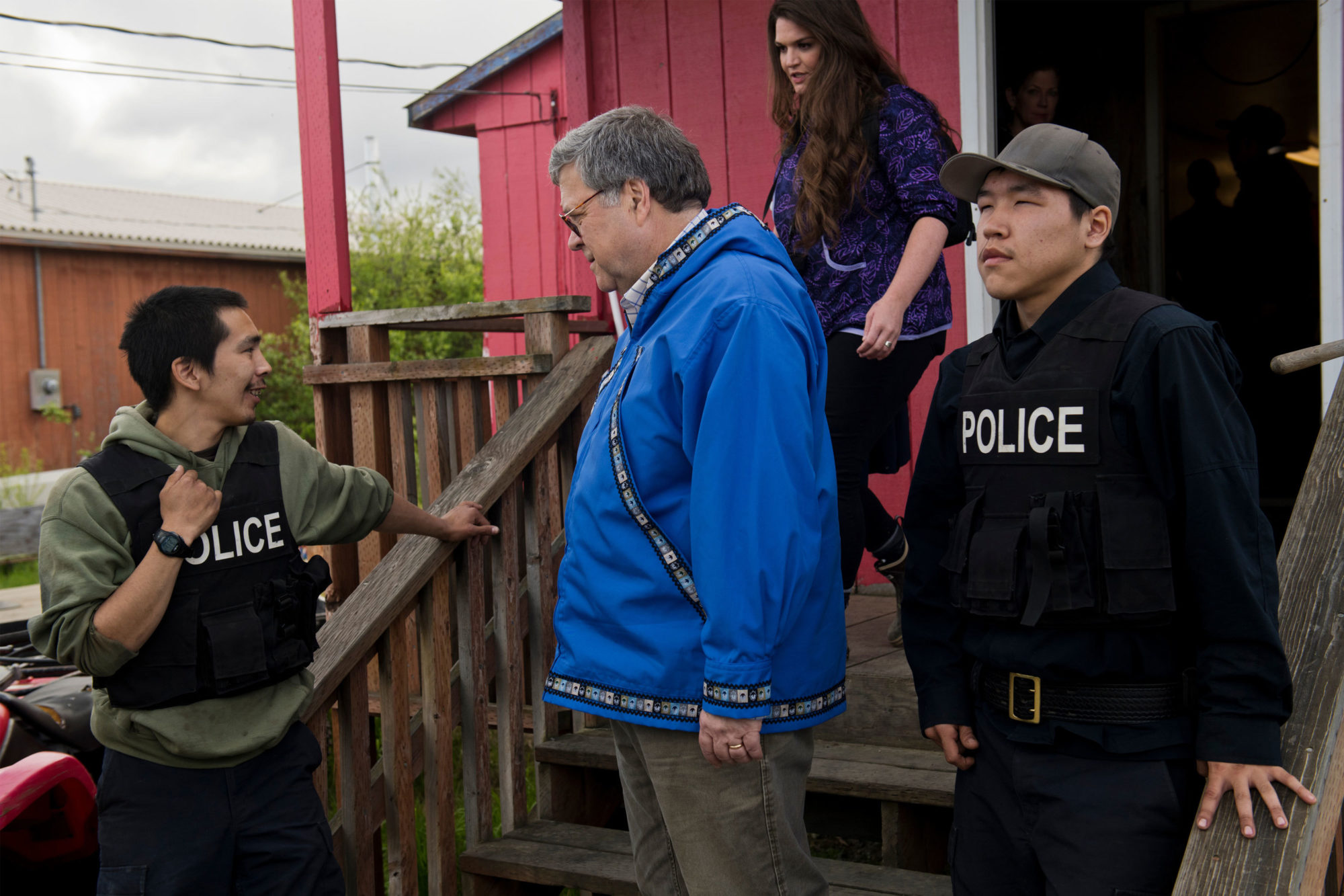 """Dire"" Law Enforcement Crisis in Rural Alaska Prompts Emergency Declaration, New Federal Funding"
