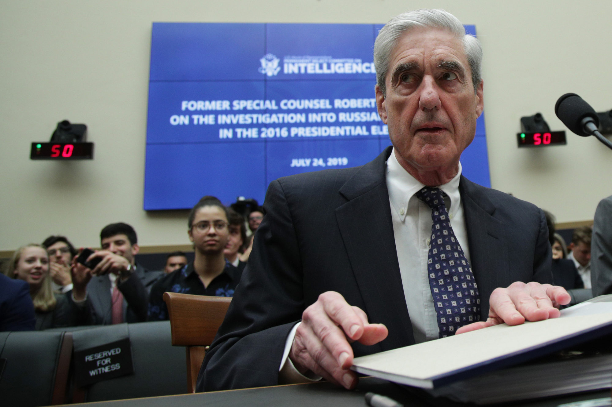 The Questions Mueller Didn't Ask