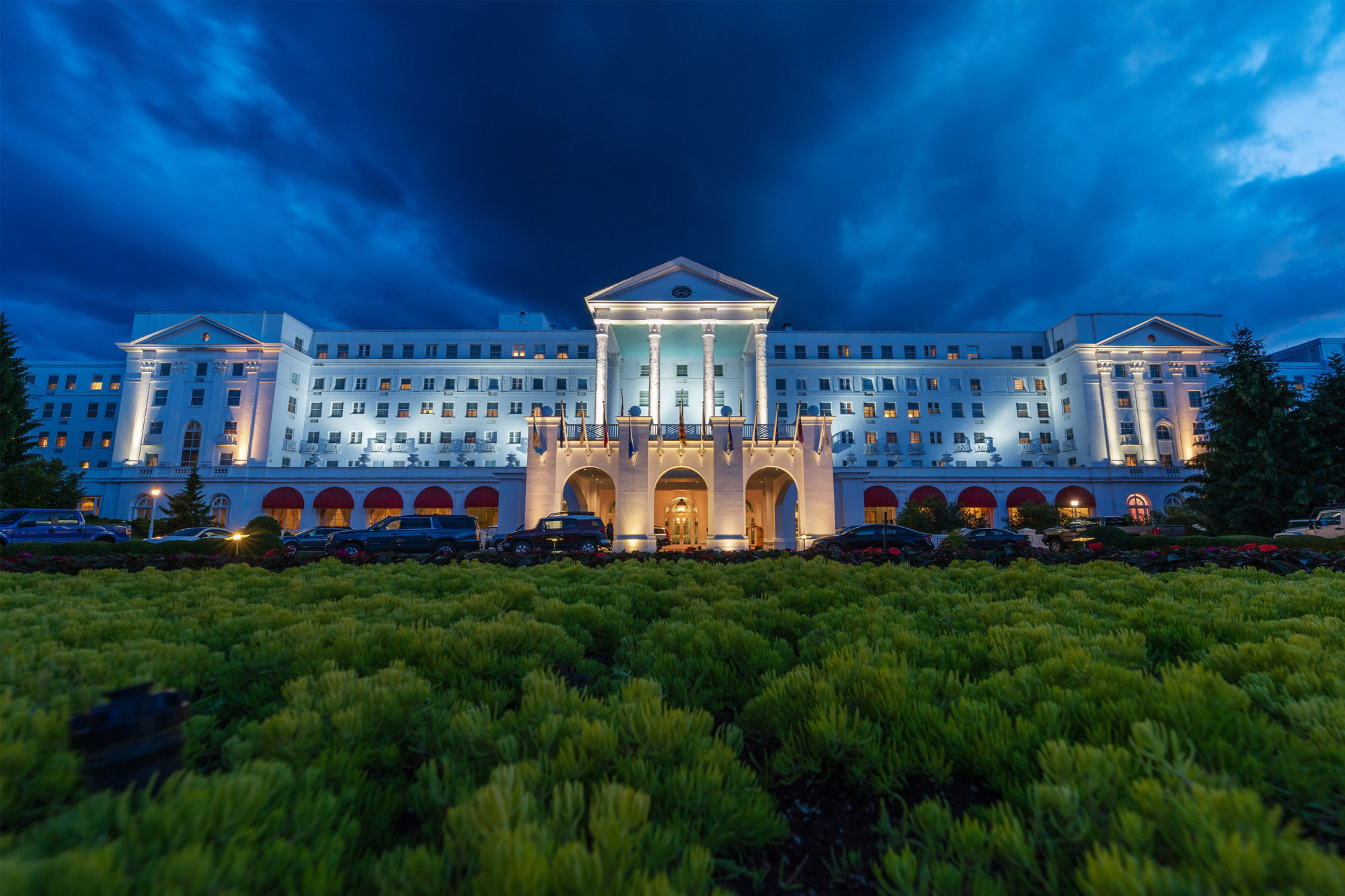 Welcome to the Greenbrier, the Governor-Owned Luxury Resort Filled With Conflicts of Interest