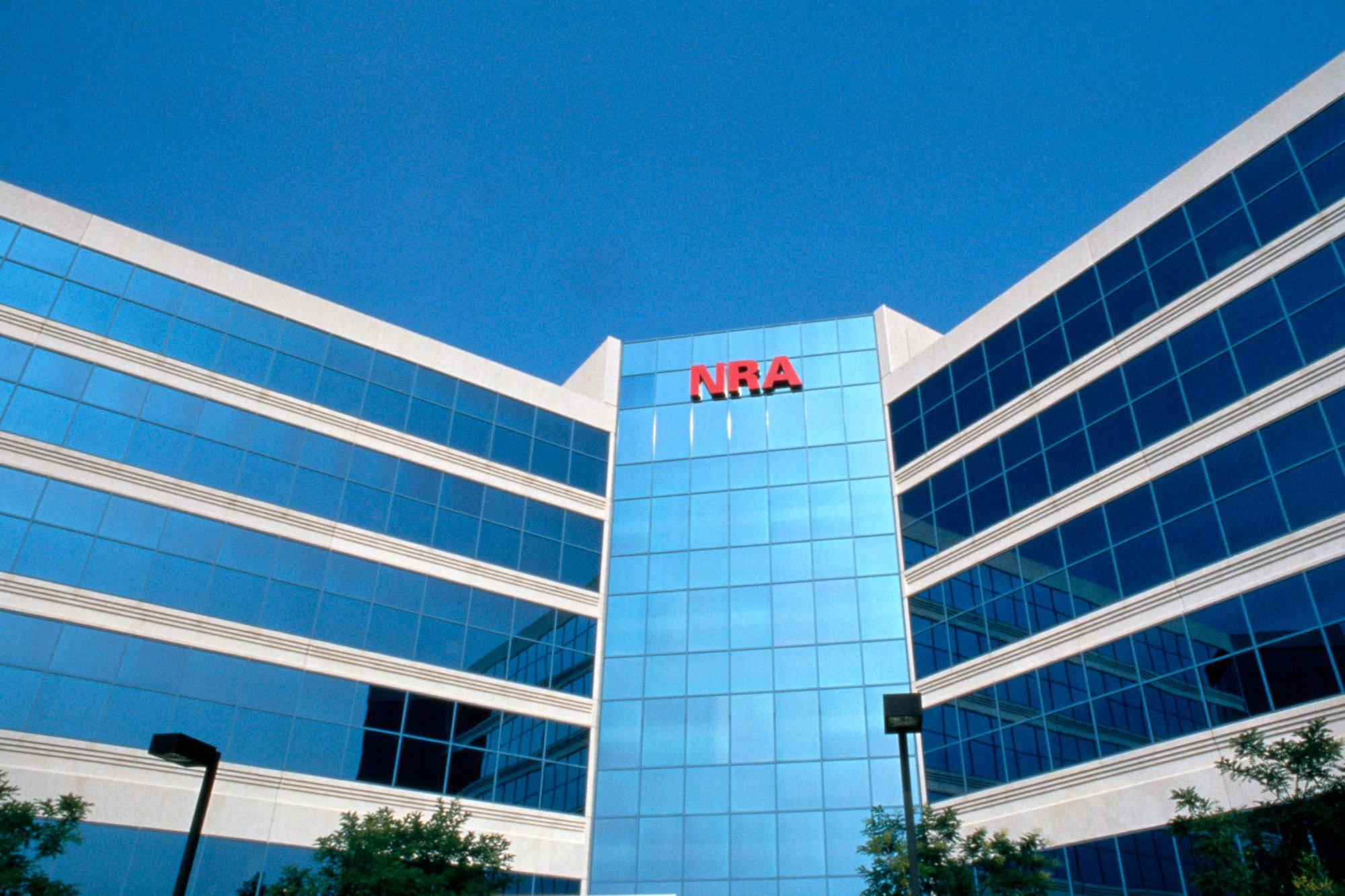 NRA Wrestled With Harassment Allegations Against Top Official