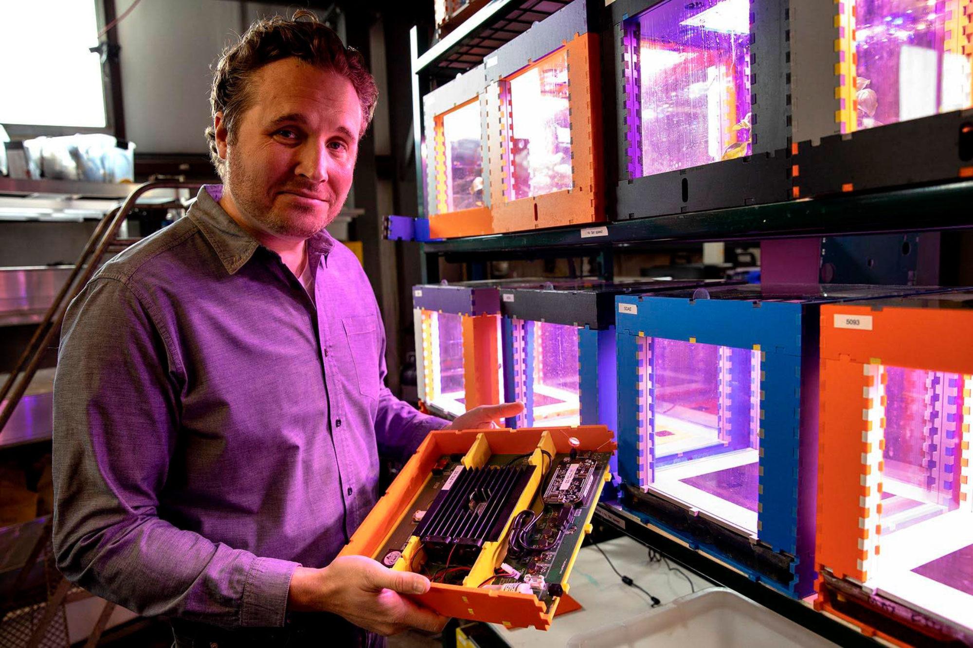 MIT Media Lab Kept Regulators in the Dark, Dumped Chemicals in Excess of Legal Limit