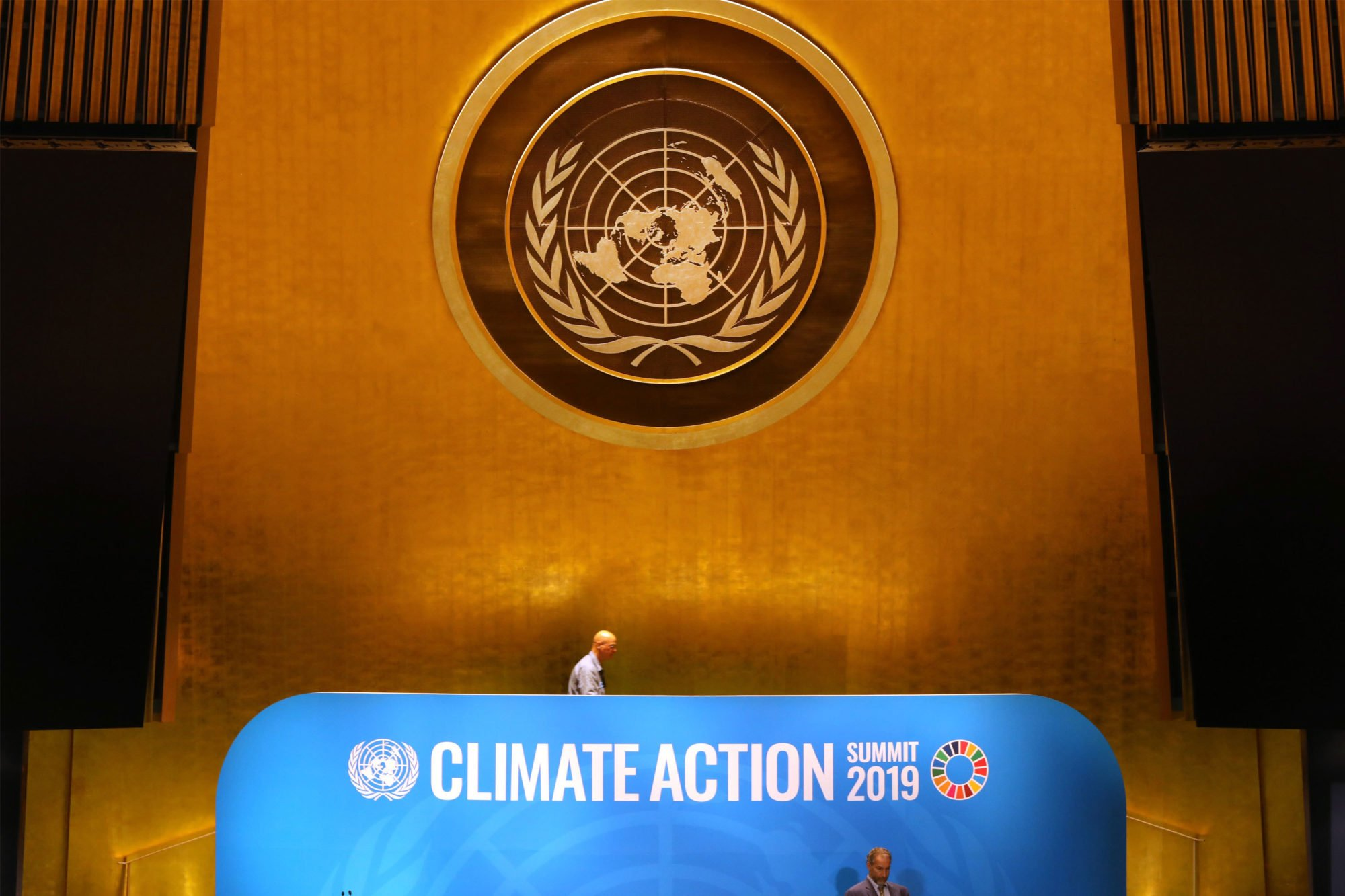 The Word Nobody Wanted to Say at the UN Climate Action Summit