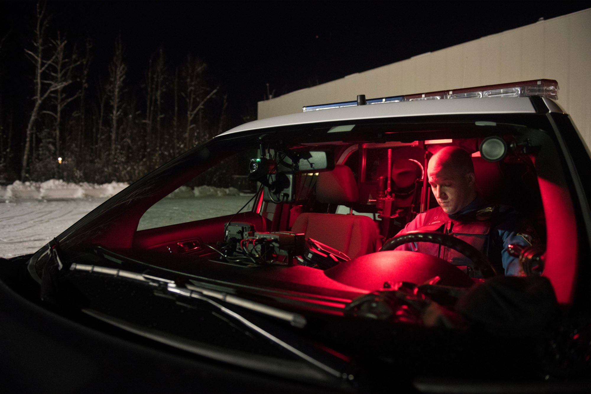 Looking for Alaska's Rural Police Force? Check the Suburbs.