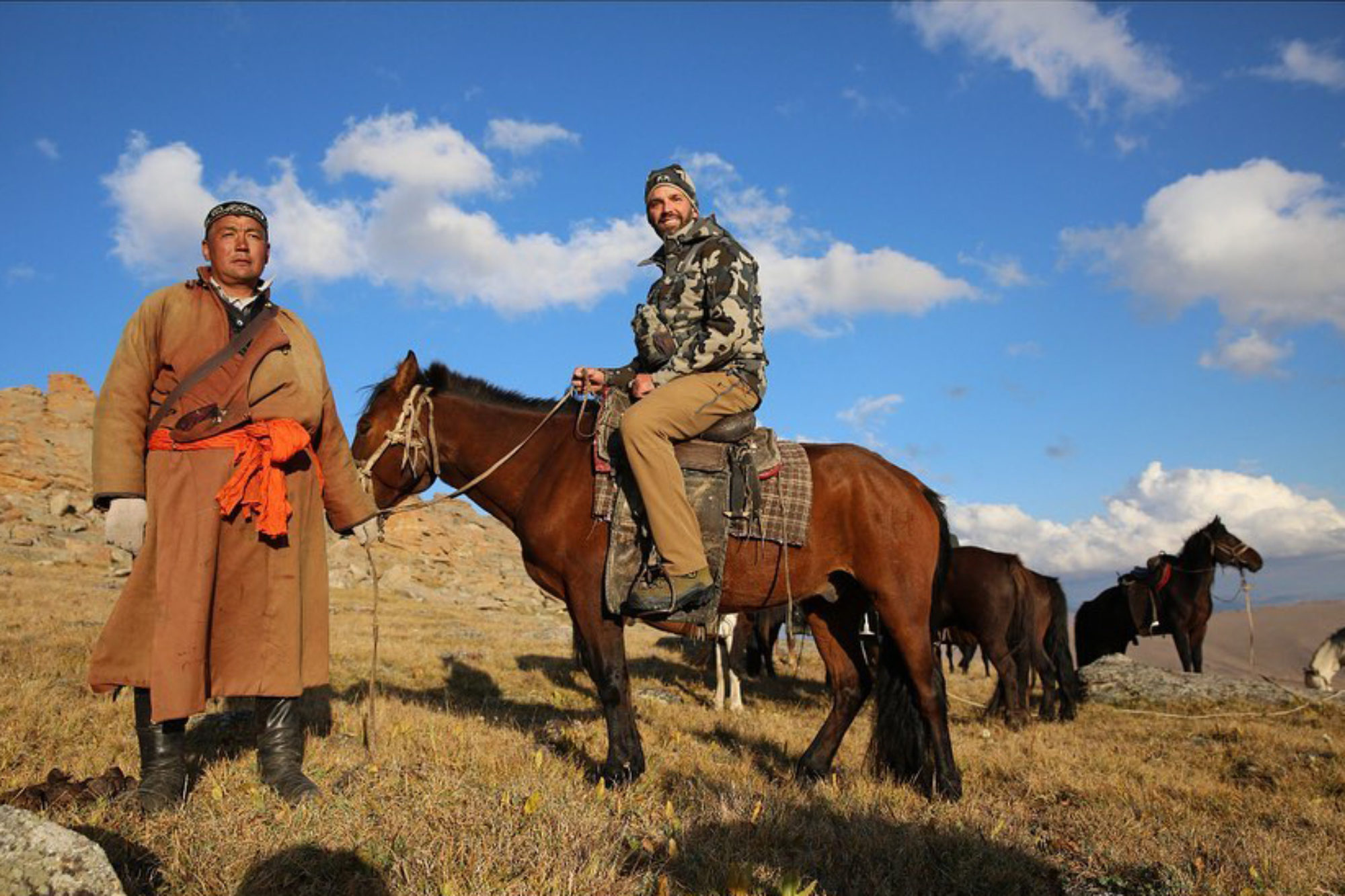 Donald Trump Jr. Went to Mongolia, Got Special Treatment From the Government and Killed an Endangered Sheep