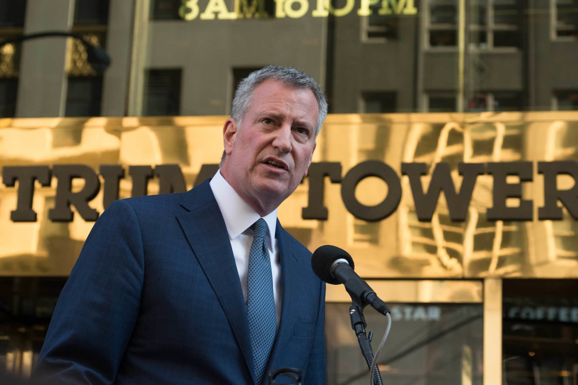 We Found Major Trump Tax Inconsistencies. New York's Mayor Wants a Criminal Investigation.