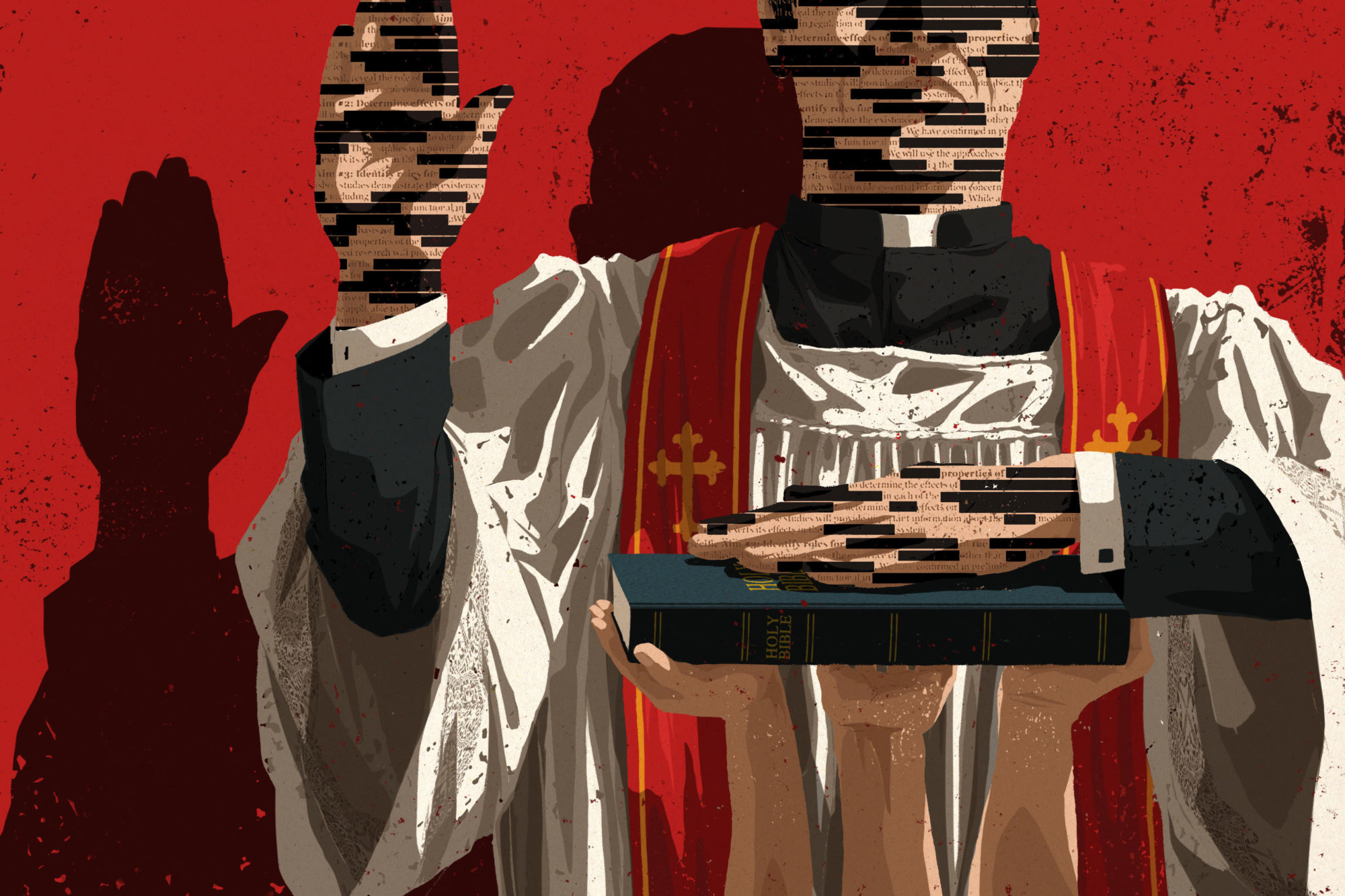 Sexual Abuse Reports From Illinois' Catholic Dioceses Are Still Missing A Lot of Data