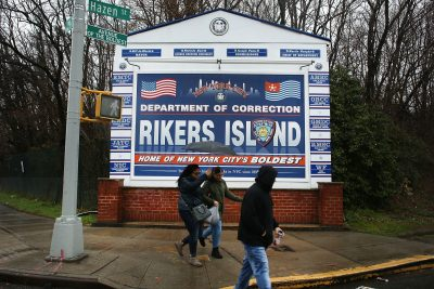On Rikers Island, a Move Toward Reform Causes Trouble