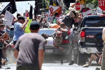 Police Stood By As Mayhem Mounted In Charlottesville Propublica
