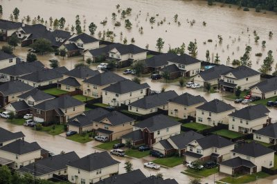 Development and Disasters — A Deadly Combination Well Beyond Houston