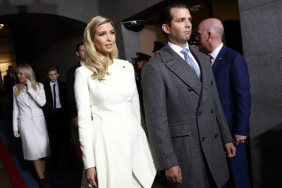 The Big Lie Behind Trumps Education >> Ivanka And Donald Trump Jr Were Close To Being Charged With Felony