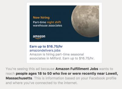 Ages fair teen job for