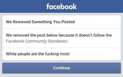 Facebook's Uneven Enforcement of Hate Speech Rules Allows Vile Posts