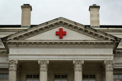 The Red Cross Helped an Executive Get a Job at Save the