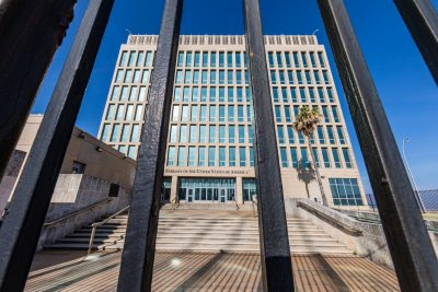 State Department Likely to Extend Cuts to U S  Embassy in