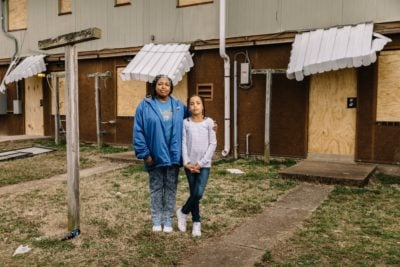 HUD Long Neglected These Residents  Now As They Move Out, Some Feel