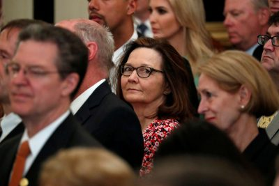 Haspel, Spies and Videotapes