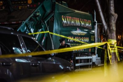 Sanitation Salvage Ordered to Halt Trash Collections