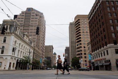 How Struggling Dayton, Ohio, Reveals the Chasm Among