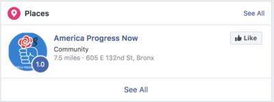 A Mysterious Facebook Group Is Using Bernie Sanders' Image