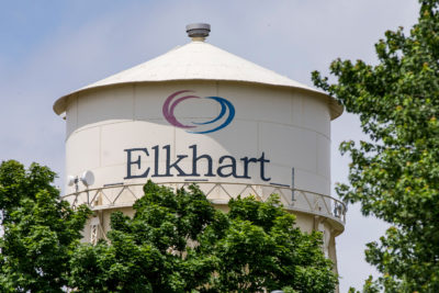 Elkhart Indiana Is Sometimes Known By The Nickname City With A Heart Robert Franklin South Bend Tribune