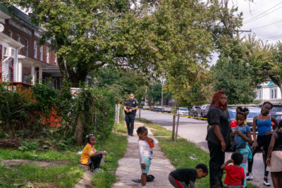 5452278475db3 Oakley Avenue in the Park Heights neighborhood of Baltimore