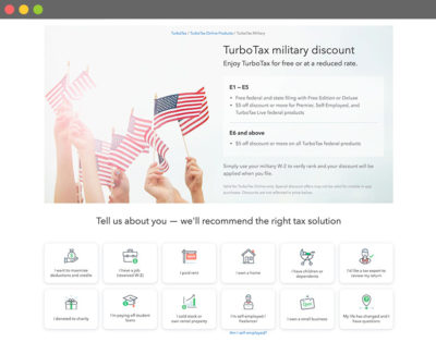 turbotax usaa discount code 2019