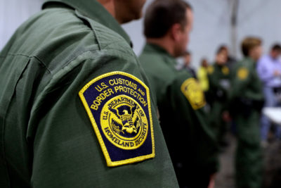 A Border Patrol Agent Reveals What It's Really Like to Guard
