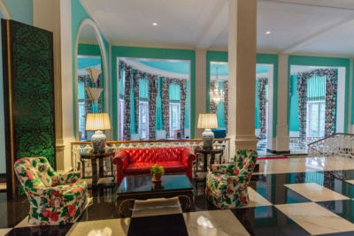 Welcome to the Greenbrier, the Governor-Owned Luxury Resort