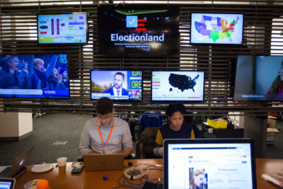 Some Election-Related Websites Still Run on Vulnerable Software Older Than Many High Schoolers 2